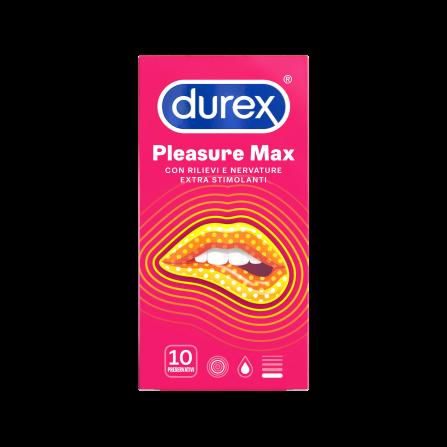 DUREX PLEASURE MAX